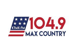 104.9 Max Country logo