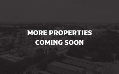 More properties will be added soon!